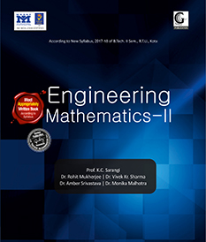 ENGINEERING MATHEMATICS-II 2018